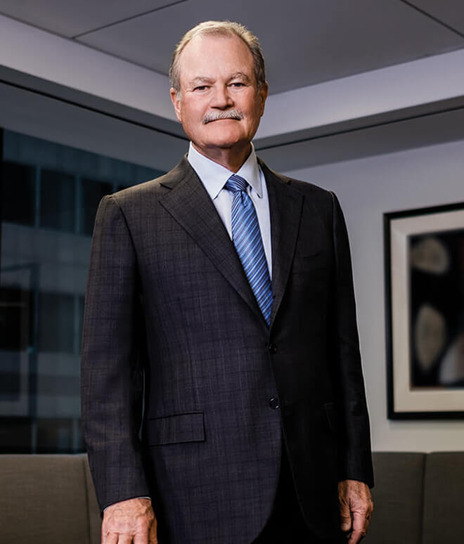 AIG President and CEO Brian Duperreault